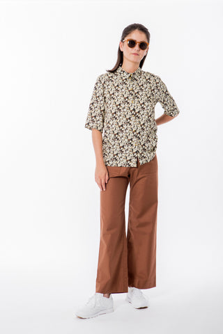 Pantalon Band Tobacco