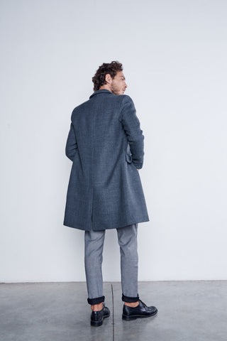 Manteau Wallstreet Emery Grey