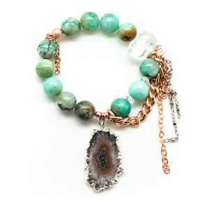 Grounded Spirit LOVEthirteen Bracelet