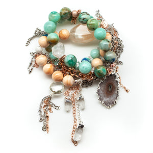 Sanctuary LOVEstack by LOVEthirteen Bracelets