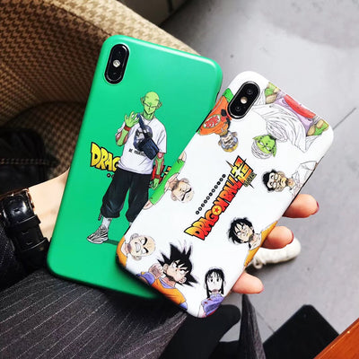 Coque Piccolo & Dragon ball Z
