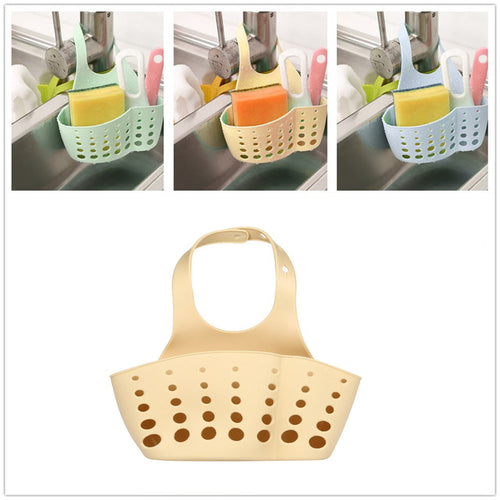 1PC Kitchen Sponge Holder Mildew Prevention Sink Acessecory