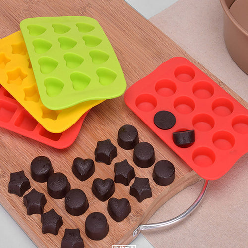 Hot Silicone Freeze Mold Bar Pudding Jelly