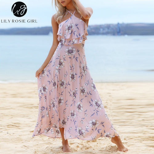 Lily Rosie Girl: Lace Up Beach Short Party Dress Polka Dot Casual Women Dress High Street Puff Sleeve Sexy Dress Vestidos