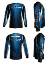 Alumacraft Personalized Long Sleeve Jersey Style 2