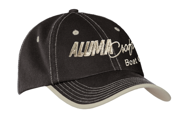 Alumacraft Boat Co Casual Contrast Trim Hat