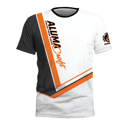 Alumacraft Personalized Short Sleeve Jersey Style 9
