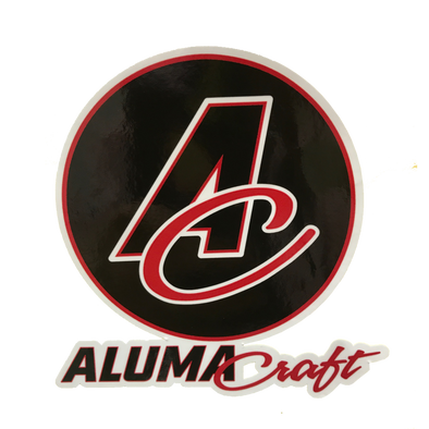 Alumacraft AC Decal