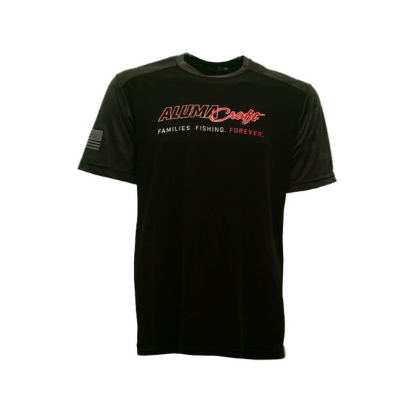 Camohex Colorblock Performance Tee