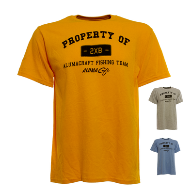 Mens Property Of 2XB Tee
