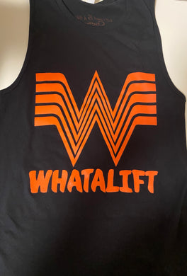 Ladies WhataLift Muscle Tank