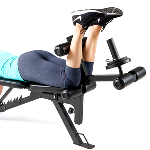 Marcy Deluxe Weight Bench SB-350