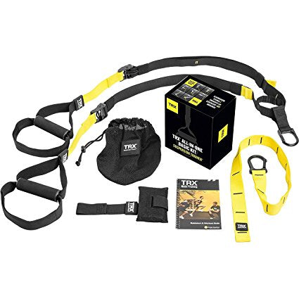 TRX Sistema de Suspension Para Casa Fitness For Life Dominicana