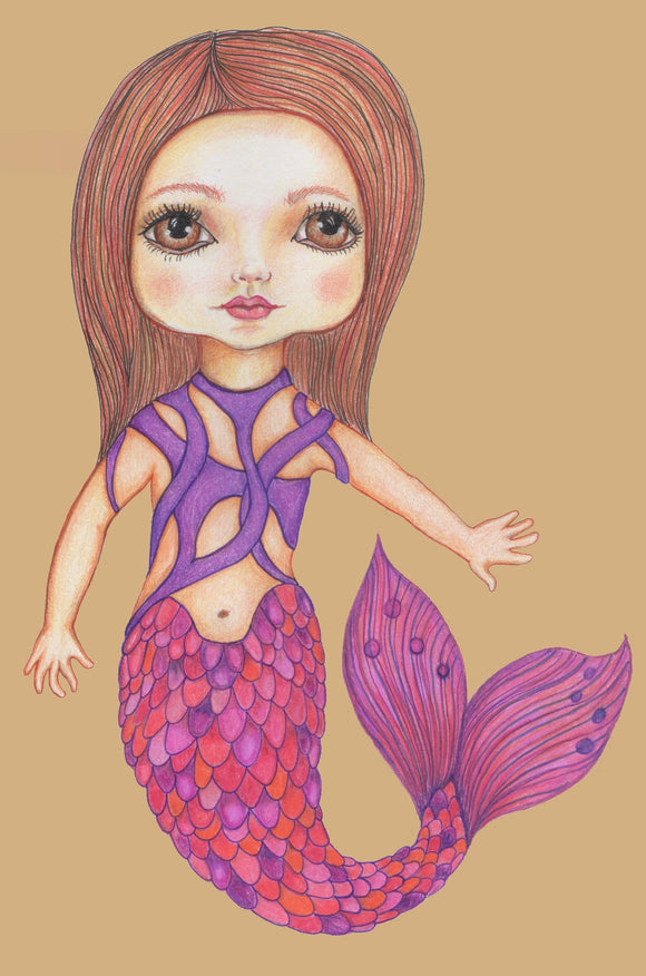 JULIA MERMAID