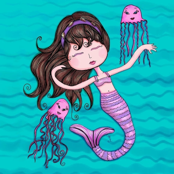 SANDRA MERMAID