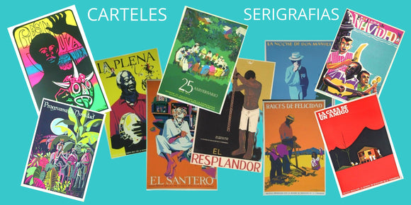 Carteles de Puerto Rico - A family collection