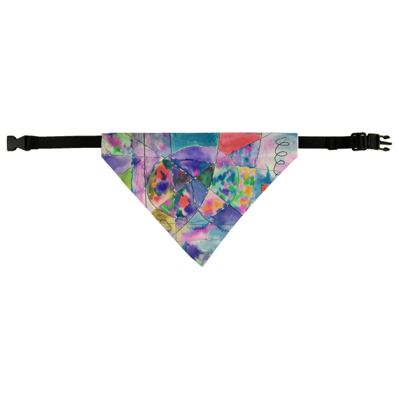 Dorado Kid 1 Pet Bandana