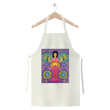 SPANISH MERMAID Premium Jersey Apron