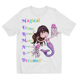 MAGICAL ELEGANT Sublimation Kids T-Shirt
