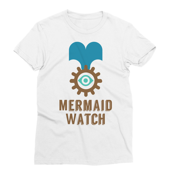 MERMAID WATCH Classic Sublimation Women's T-Shirt