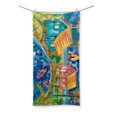 Yolanda Padial - Hoy parece domingo Sublimation All Over Towel
