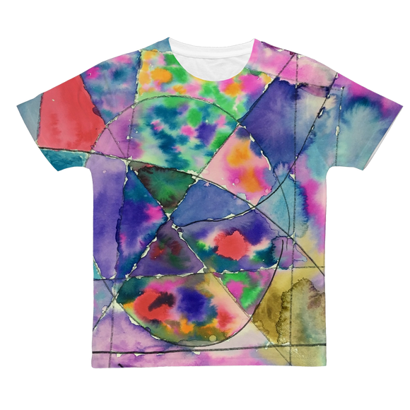 Dorado Kid 1 Classic Sublimation Adult T-Shirt