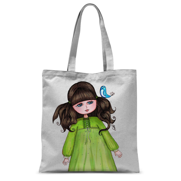 CAMILA GRACIOUS GRACIES Classic Sublimation Tote Bag