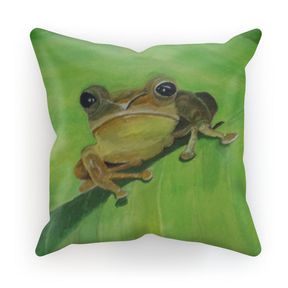 EL COQUÍ Sublimation Cushion Cover