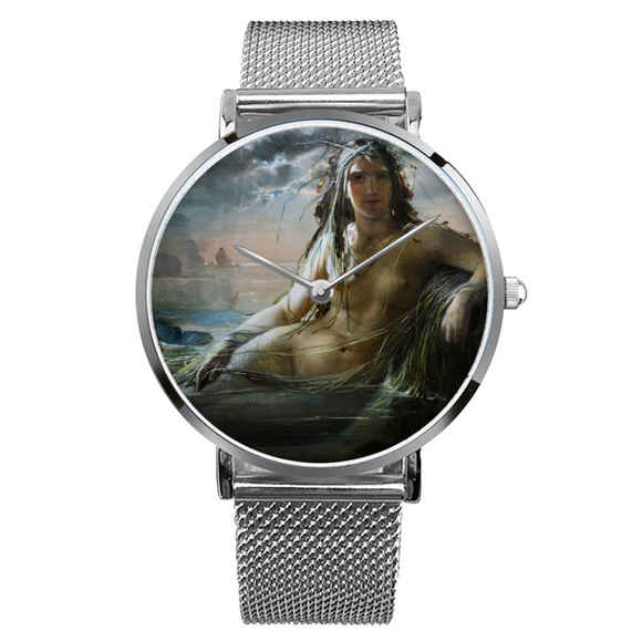 Havrue Classical Mermaid Watch
