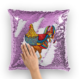GALLO Sequin Cushion Cover
