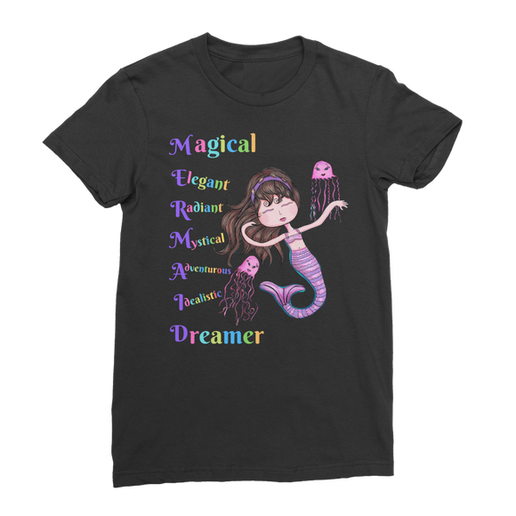 MAGICAL ELEGANT Classic Women's T-Shirt