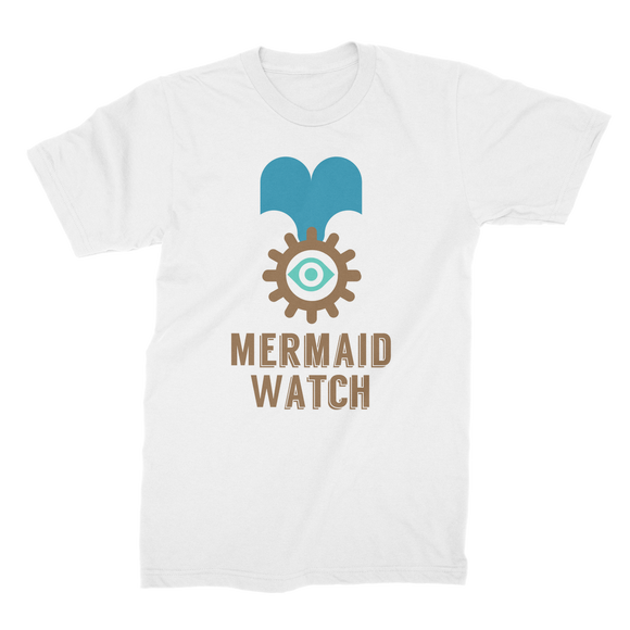 MERMAID WATCH Premium Jersey Men's T-Shirt