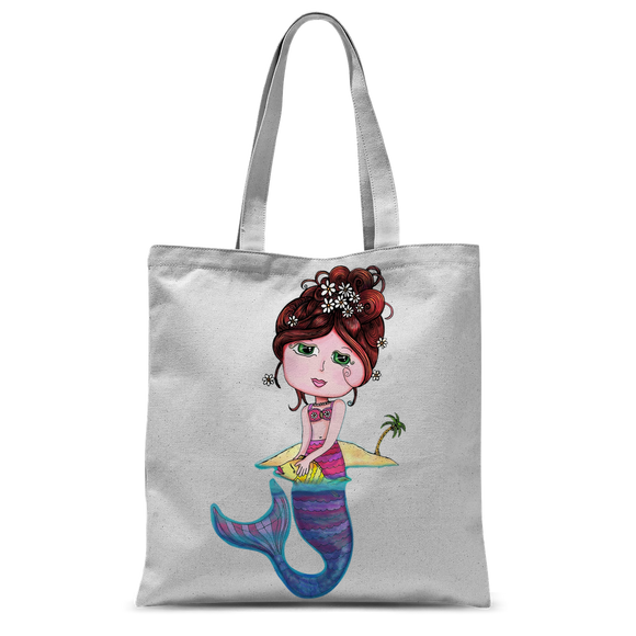 ANDREA SIRENA Classic Sublimation Tote Bag