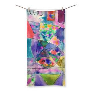 Dorado Kid 1 Sublimation All Over Towel