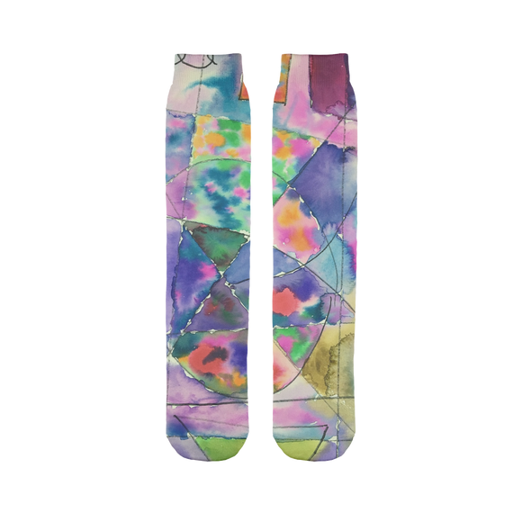 Dorado Kid 1 Sublimation Tube Sock