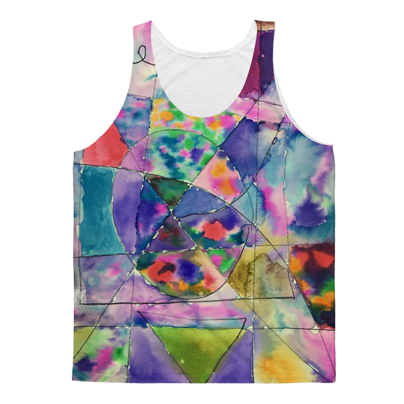 Dorado Kid 1 Classic Sublimation Adult Tank Top