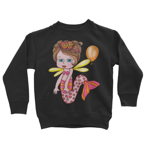 NELLY SIRENA Classic Kids Sweatshirt