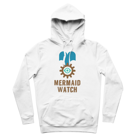 MERMAID WATCH Premium Adult Hoodie
