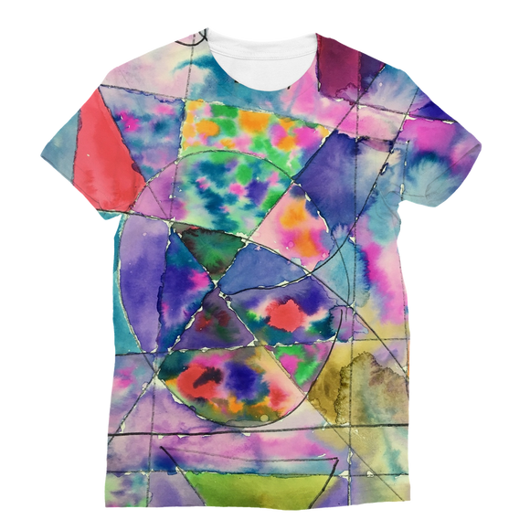 Dorado Kid 1 Classic Sublimation Women's T-Shirt