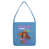 MERMAIDS HAVE MUCH MORE FUN Classic Tote Bag