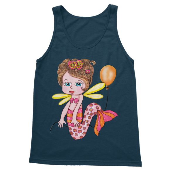 NELLY SIRENA Classic Adult Vest Top