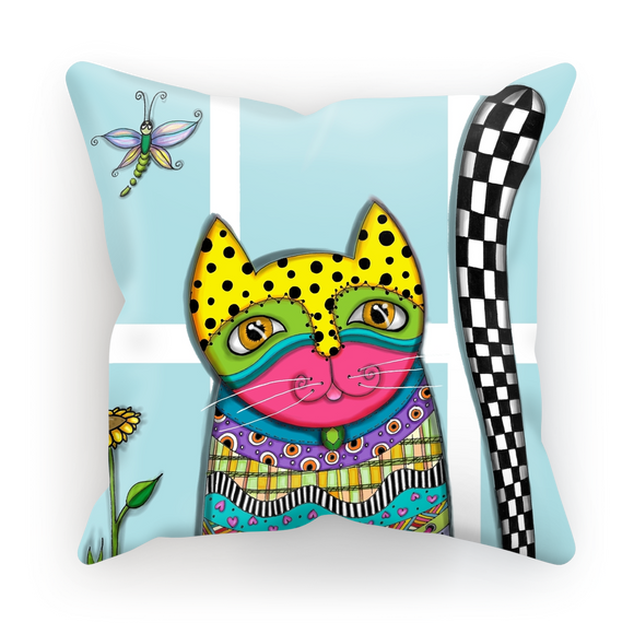 CAT MISUK Sublimation Cushion Cover