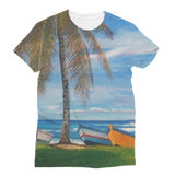 MANUEL - BOTE PLAYA CAMUY Classic Sublimation Women's T-Shirt