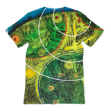 NEVAREZ - ESTELAR Premium Sublimation Adult T-Shirt