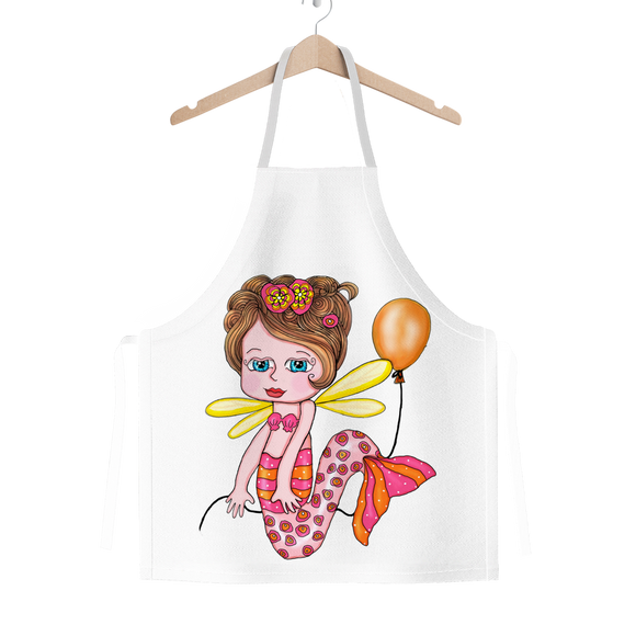 NELLY SIRENA Classic Sublimation Adult Apron