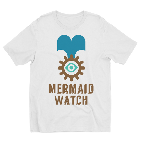 MERMAID WATCH Sublimation Kids T-Shirt