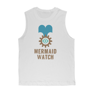 MERMAID WATCH Classic Adult Muscle Top