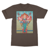 PUERTO RICO MERMAID Classic Adult T-Shirt