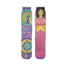 SPANISH MERMAID Sublimation Tube Sock