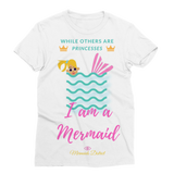 I am a Mermaid (1) Classic Sublimation Women's T-Shirt